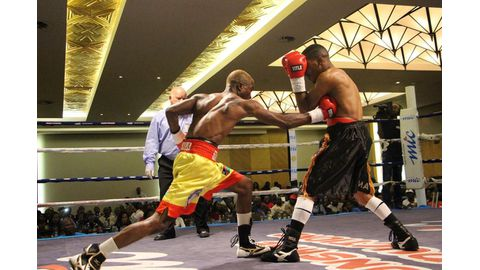 Naidjala tipped for title fight