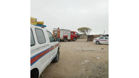 Shack fires bring death, misery