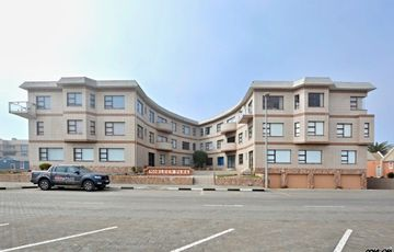 ​Morleen Court, Central Swakopmund: Apartment in SOUGHT AFTER area is for sale