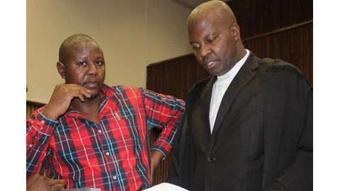 Ex-cop jailed 25 years for murder