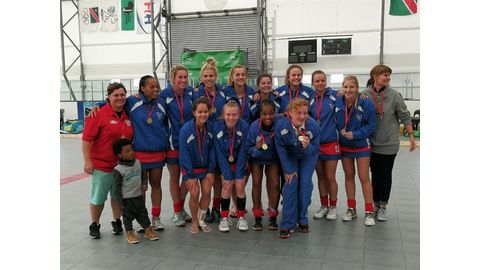 Namibia suffers first loss