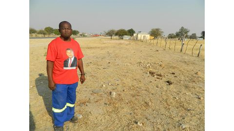 Man fights for land lost in 1990s
