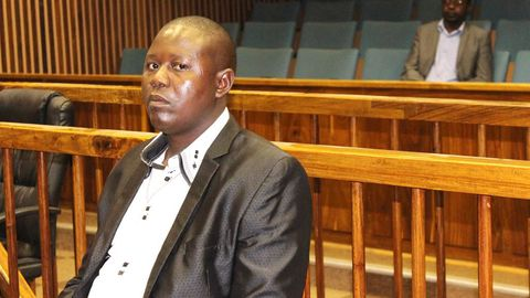 Murder accused cop claims he acted in self-defence