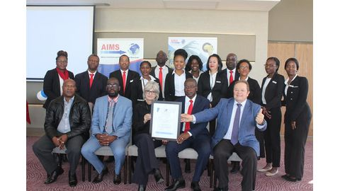 AIMS launches aviation training portfolio