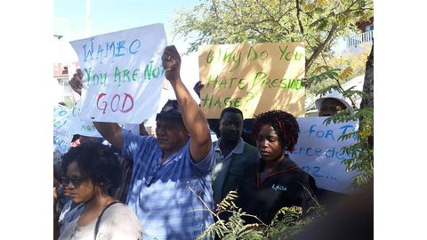 Hardap 'fed up' with councillor