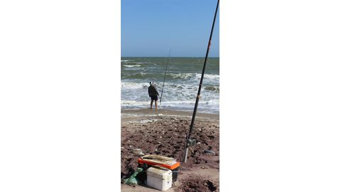 Fishing blues for anglers