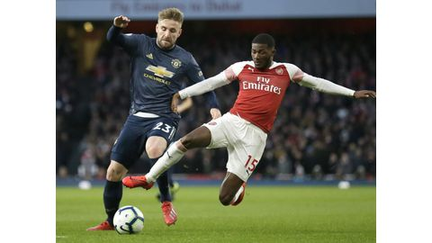 Gunners humble Red Devils