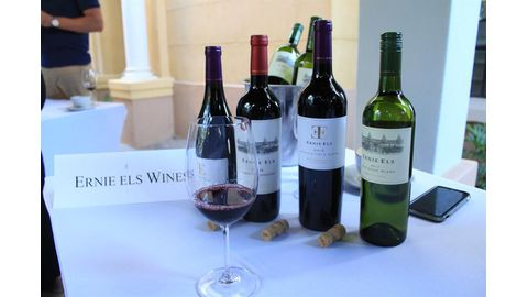 Wine festival a paradise for local fundis