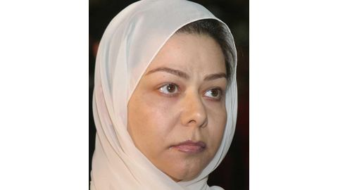 Saddam's daughter most wanted