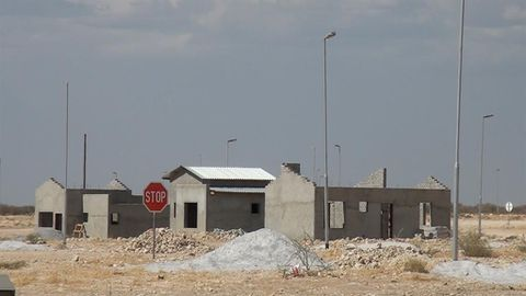 More than N$100 mln for infrastructure for Karibib