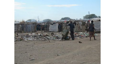 Opuwo mayor vows to clean up
