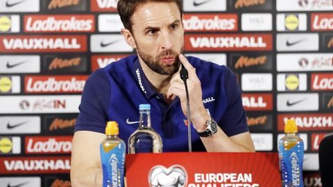 England get ready for Spain