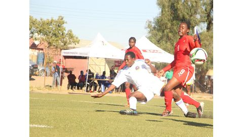 Brave Gladiators defeat Swaziland