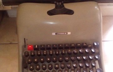 Old type writter