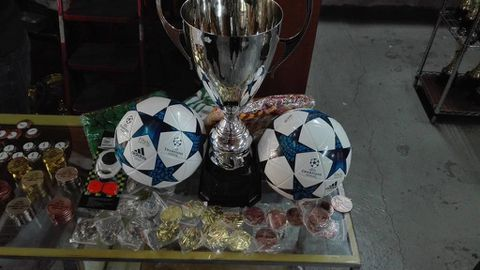 Seven-a-side to entice crowd