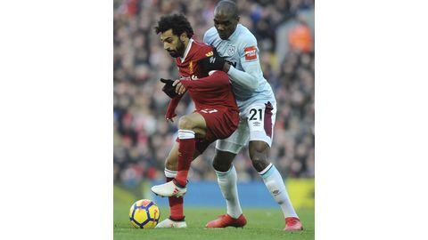 Insatiable Salah greedy for more
