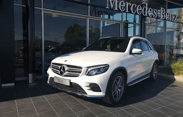 Brand New Mercedes-Benz GLC220d with Price Advantage