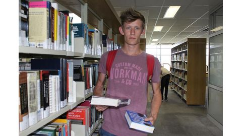 Libraries face major challenges