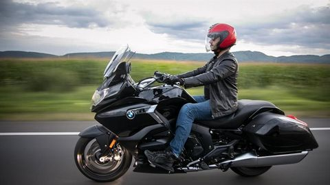 BMW Motorrad launches K 1600 'Bagger' in SA