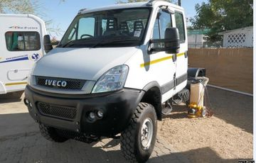 Iveco Daily Permanent 4x4 Double Cab 3.0 Diesel