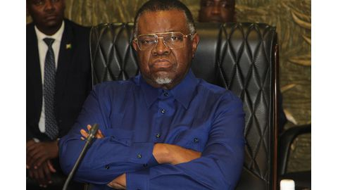 Geingob made 'deepest cuts'