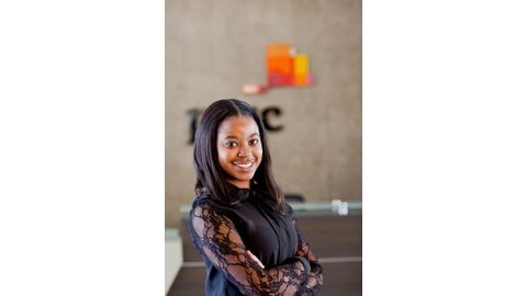Josephine learns the ropes at PwC