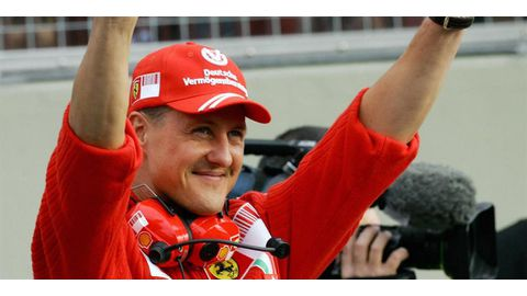 Schumi, Cape Town and jam