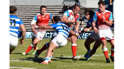 Namibia register Nations Cup win