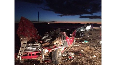 Mother, three children die in B2 crash
