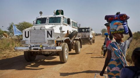 UN withdraws 46 police officers from South Sudan's Wau over sexual abuse allegations