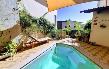 Three bedroom townhouse with pool in Avis for sale