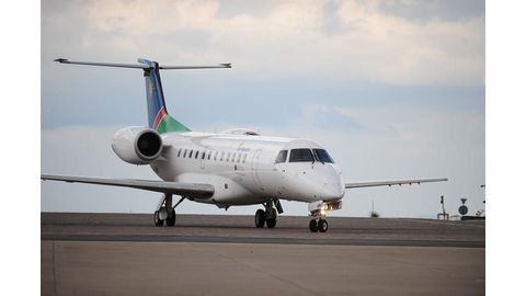 Air Namibia connects north to coast