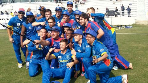 Cricket Namibia celebrate 2016 accomplishments