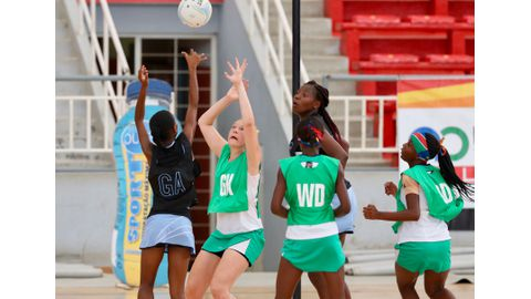 U-17 netball team to compete in SA