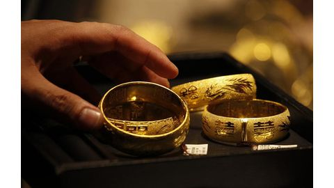 Gold demand posts weakest start to the year since 2008