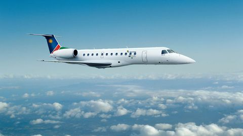 Air Namibia passengers angry about luggage