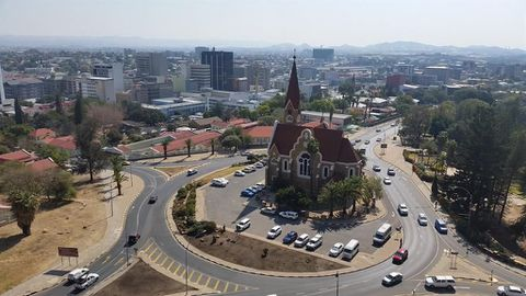 Small tremor hits Windhoek