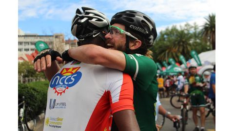 Cyclists geared up for Nedbank Cycle Challenge