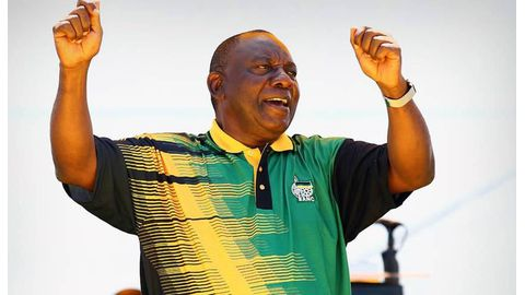Ramaphosa vows to fight corruption