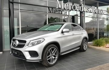 2018 Mercedes-Benz GLE350d Coupe DEMO