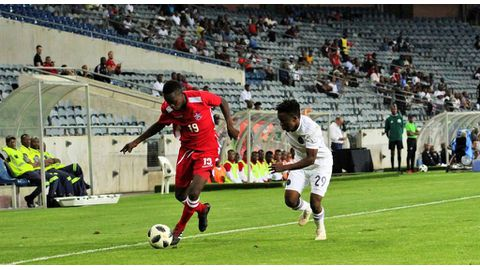 Forget local rivalries - Moeti