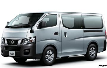 Nissan NV350 Taxi
