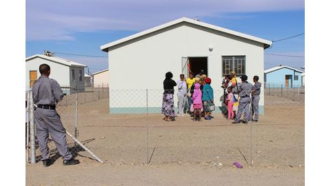 PPP sought for Keetmans housing