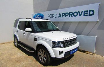 2014 Land Rover Discovery 4 3.0 TD SE