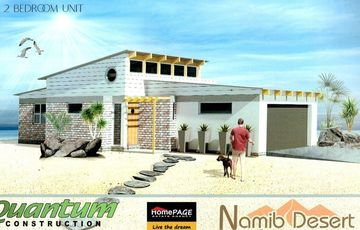 Namib Desert Development( Ext 14), Henties Bay: PLOT AND PLAN now Selling