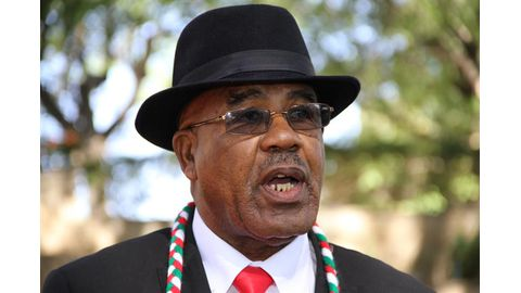 Nudo irked by Nujoma remarks