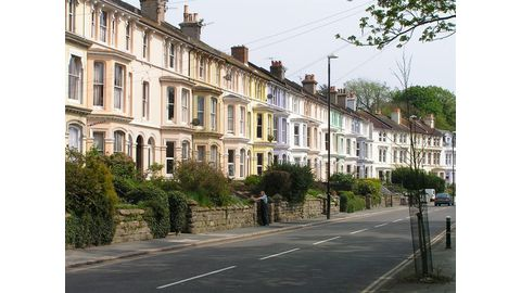 UK households suffer financial squeeze