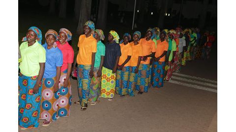 NAMIBIA WELCOMES RELEASE OF CHIBOK GIRLS