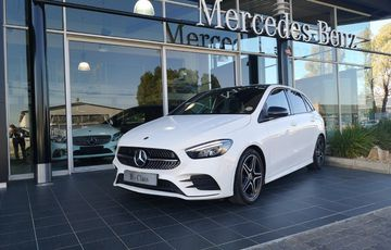 2019 Mercedes-Benz B200 AMG Line Demo