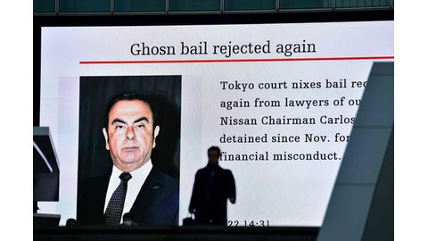 Renault to replace Ghosn on Thursday